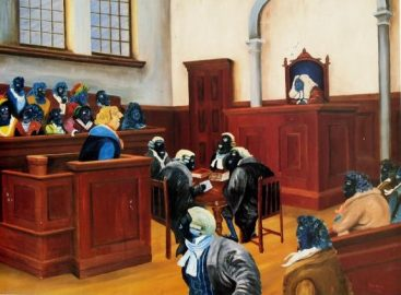 Judgement By His Peers, 1978 by Gordon Syron